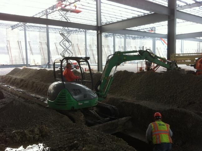 Construction jobs forecast looks good for 2013
