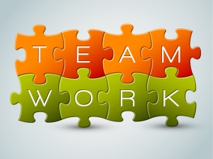 bigstock-Vector-puzzle-teamwork-illustr-32180459
