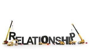 bigstock-Developing-relationship-concep-46350586